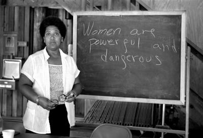 Poetry = Life: Audre Lorde, 1934—1992